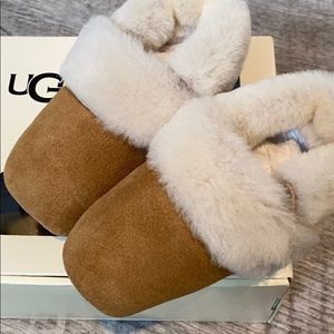 Infants UGG Bootie Slippers~size 6-12mnths~NWT